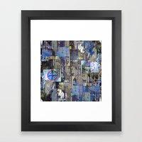 Edify Heir Coil Notice A… Framed Art Print
