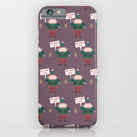Day 23/25 Advent - Little Helpers on Strike iPhone 6 Slim Case