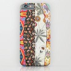 lean on me iPhone 6 Slim Case