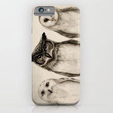 The Owl's 3 iPhone 6 Slim Case
