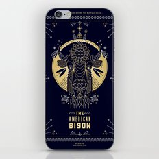 The American Bison iPhone & iPod Skin