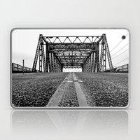 Bridge over tideflats Laptop & iPad Skin