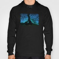 Tree under a spangled sky (light) Hoody