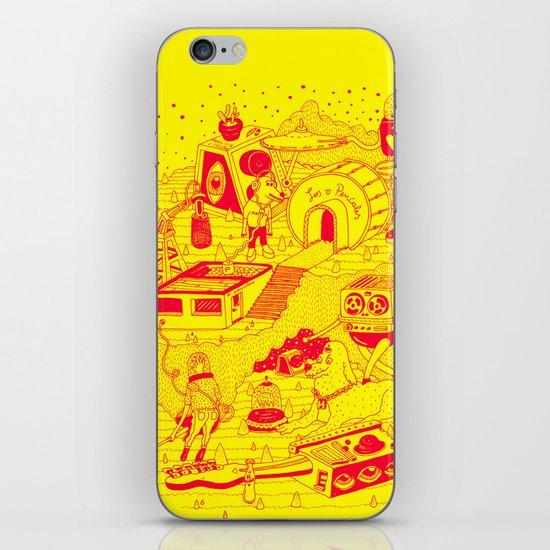 EL TANQUE CARCEDO iPhone & iPod Skin