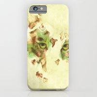 iPhone & iPod Case featuring Fragile by Nature II by ChrisRIllustrations