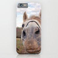 look at my horse... iPhone 6 Slim Case