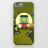 Frankie Goes To Hallowee… iPhone 6 Slim Case