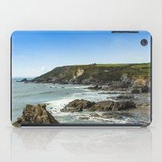 Cornishseascapes Gunwalloe 02 iPad Case