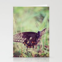 nature capture Stationery Cards