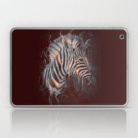 DARK ZEBRA Laptop & iPad Skin