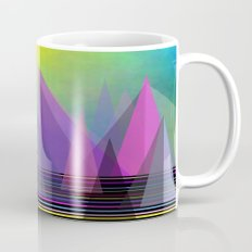 Abstract Elevation Mug