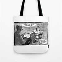 Cromic #1 - Right After … Tote Bag