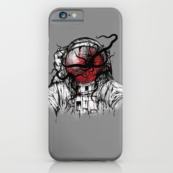 Space Parasitism iPhone & iPod Case