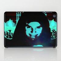 Scary Man iPad Case