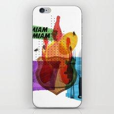 Coq iPhone & iPod Skin