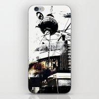 Berlin Art iPhone & iPod Skin