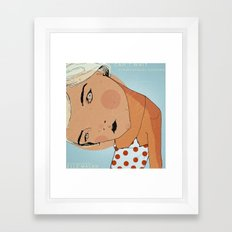 Sundburn Framed Art Print