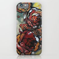 iPhone & iPod Case featuring Roses 4423 by Astrid Fox