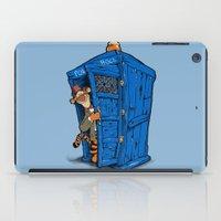 It's B-I-Double G-ER On … iPad Case