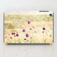 Houat #3 iPad Case