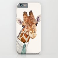Mr Giraffe iPhone 6 Slim Case