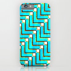 Pixel Repeat no.1 iPhone 6 Slim Case