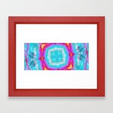 Altered Perceptions 4 Framed Art Print