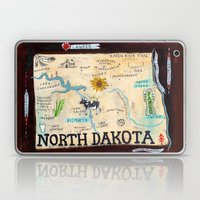 NORTH DAKOTA Laptop & iPad Skin