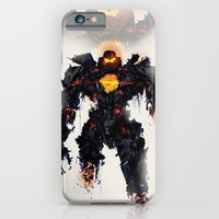 iPhone & iPod Case featuring Rough Day by Justin Currie
