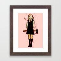 Jacinta Vorhees Framed Art Print