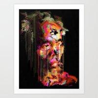 ... Art Print