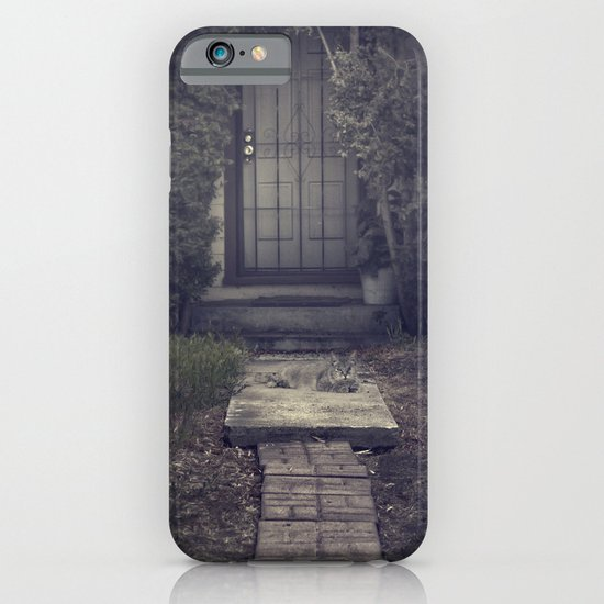 how to disappear completely iPhone & iPod Case