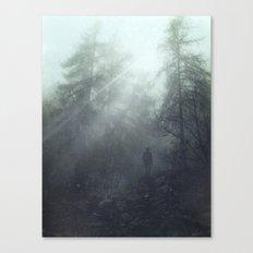Enter The Wild Canvas Print