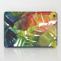 The Jungle vol 5 iPad Case