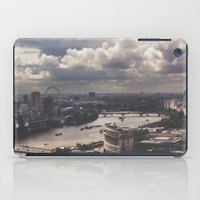 London Above iPad Case