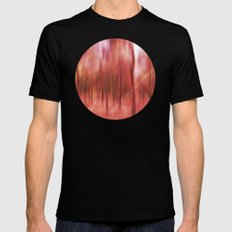 initiation (back to unnatural) Mens Fitted Tee Black SMALL