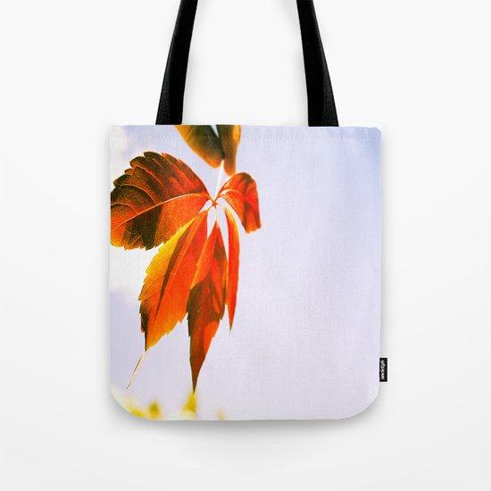 Wind Blown Tote Bag