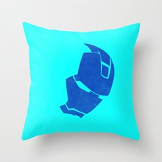 Down But Not Out Throw Pillow