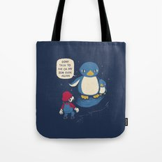 don't talk to me or my son ever again Tote Bag
