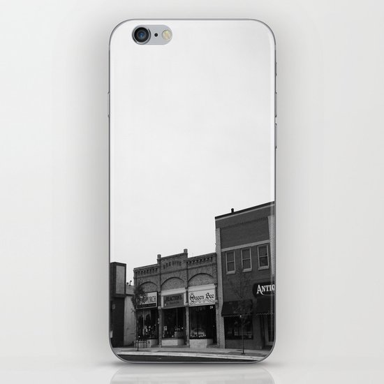 Small-Town Love iPhone & iPod Skin