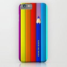 Color Me Happy :)  iPhone 6s Slim Case