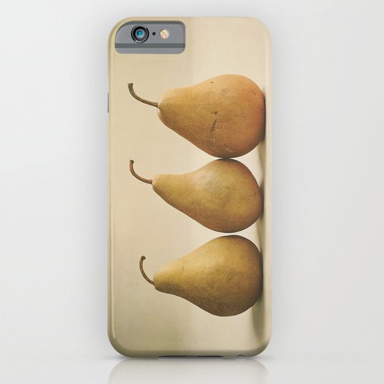 Bosc Pears iPhone & iPod Case
