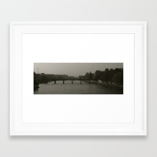Another view Framed Art Print