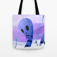 Just Like Paradise Tote Bag