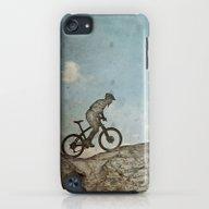 Mountain Biking iPod touch Slim Case