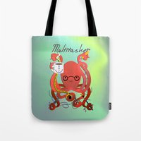 Multitasker Tote Bag