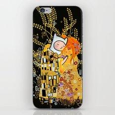 Dat Kiss iPhone & iPod Skin