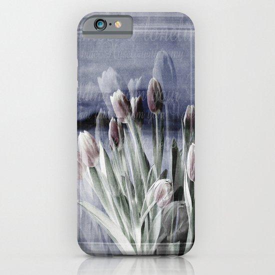 Paint me tulips iPhone & iPod Case