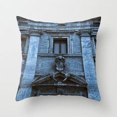 Chiesa S. Maria In Trivi… Throw Pillow