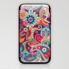 Shabby flowers #27 iPhone & iPod Skin